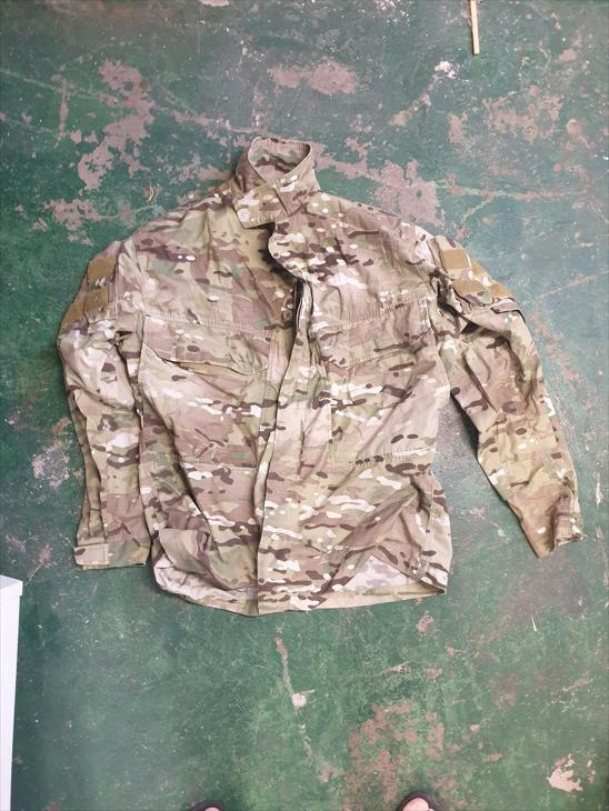 Crye Precision G3 Field Shirt LG R Multicam