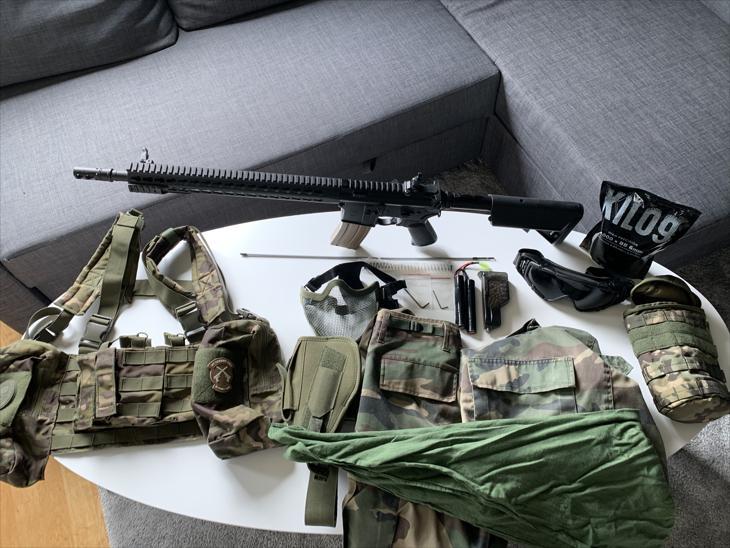 Bild för varan: Säljer utrustning och en CM.068D