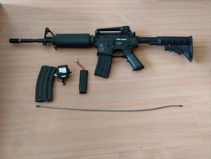Bild för varan: Oanvänd Colt M4A1