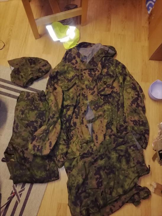 Bild för varan: ryss uniform i finska m05 camo