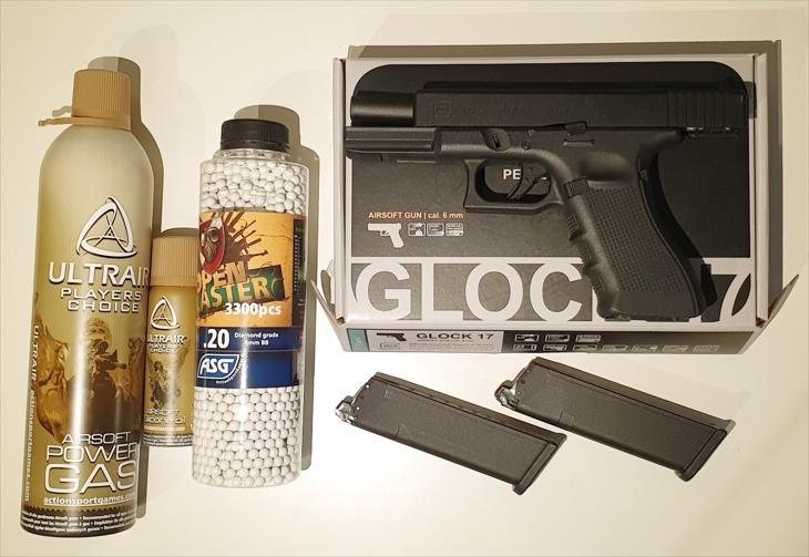 Bild för varan: Umarex Glock 17