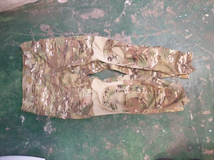Bild för varan: Semapo 3D Combat Pants 36R