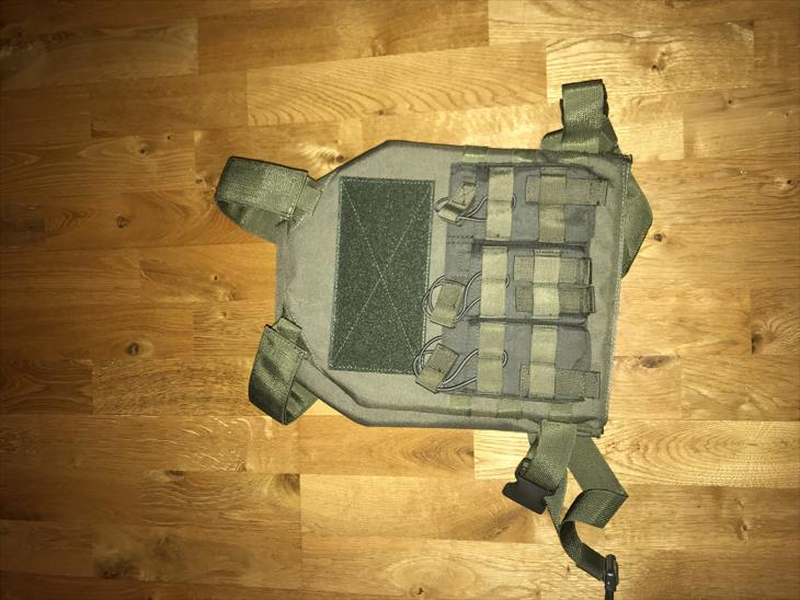 Plate Carrier Väst OD