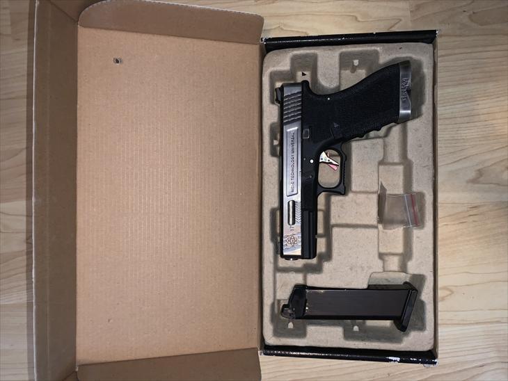 Bild för varan: We tech glock 17