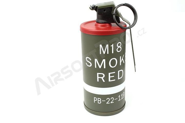 Bild för varan: Köpes M18 smoke can