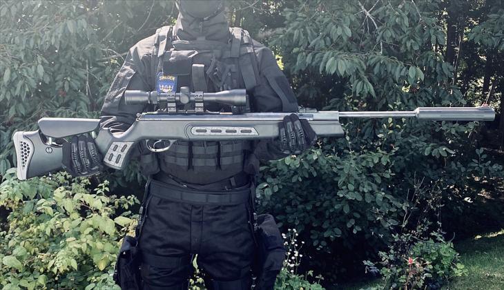 Bild för varan: Hatsan Mod 125 luftgevär