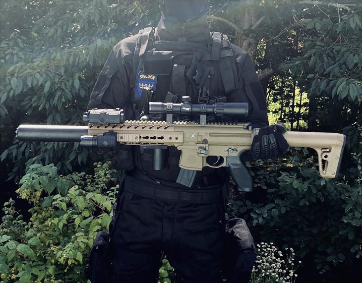 Bild för varan: Sig Sauer MCX ASP luftgevär