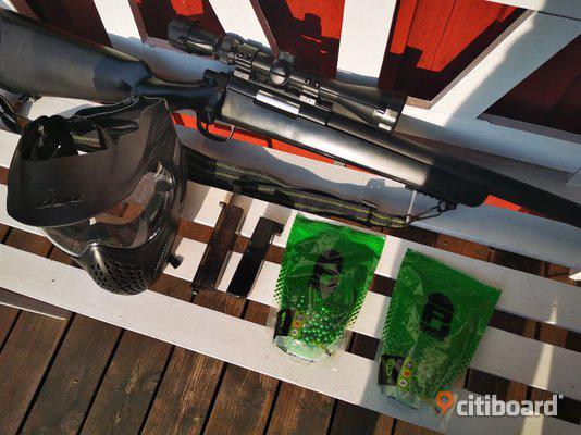 Bild för varan: Airsoft Sniper komplett paket