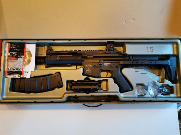 Bild för varan: ICS cxp08 Concept Rifle