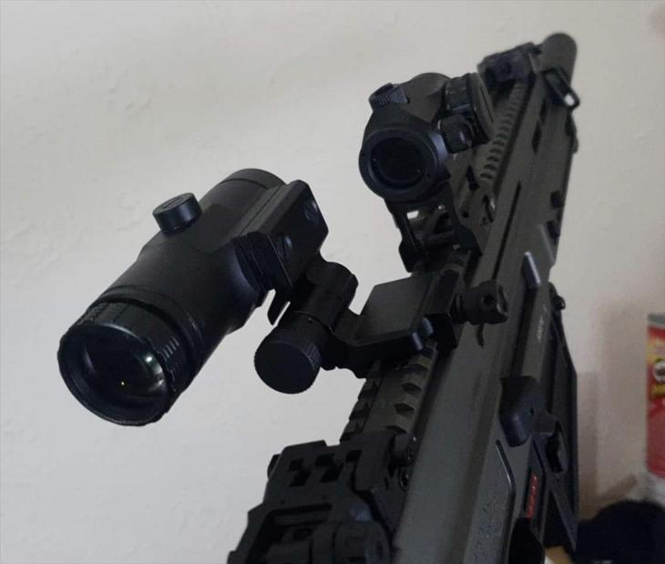 Bild för varan: [SOLD] Vortex VMX-3T Magnifier