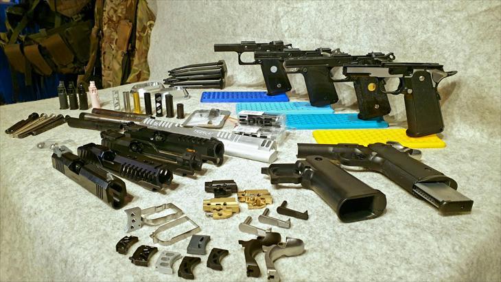 Bild för varan: Pistolmonteringstjänst
