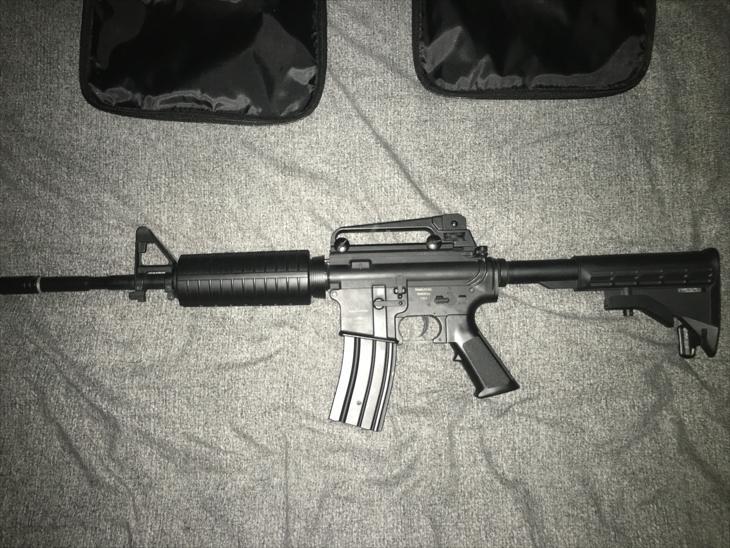 Bild för varan: Säljer mina gevär och tillbehör