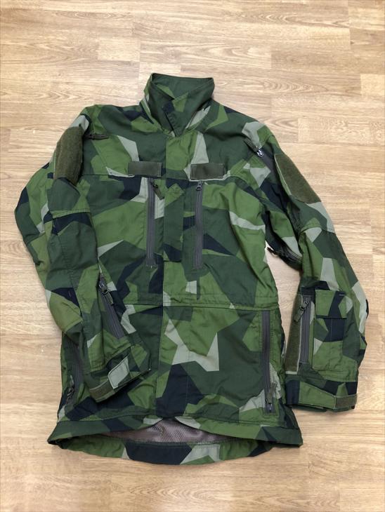 Bild för varan: Snigel Design Fältuniform Jacka & Byxa M90