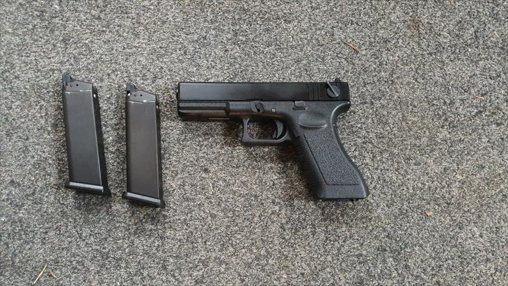 Bild för varan: Glock 18C GBB