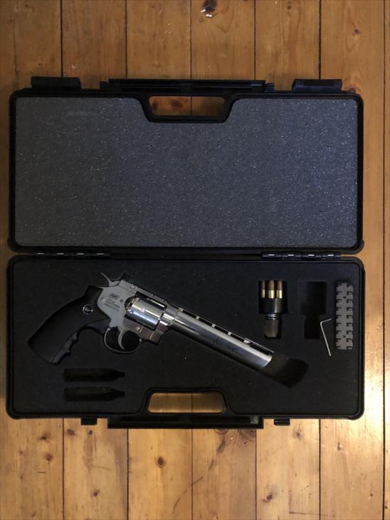 Bild för varan: Dan Wesson 6 Revolver