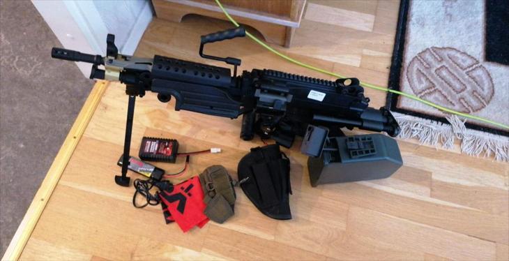 Bild för varan: Cybergun M249 PARA