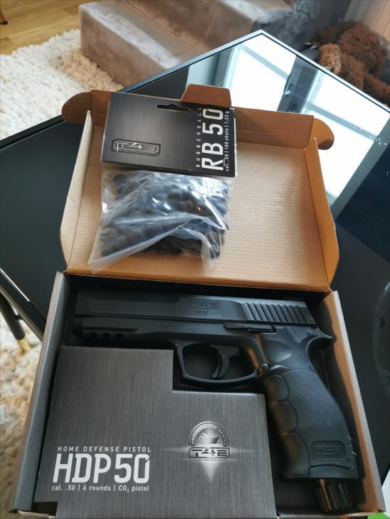 Bild för varan: HDP 50 CO2 pistol