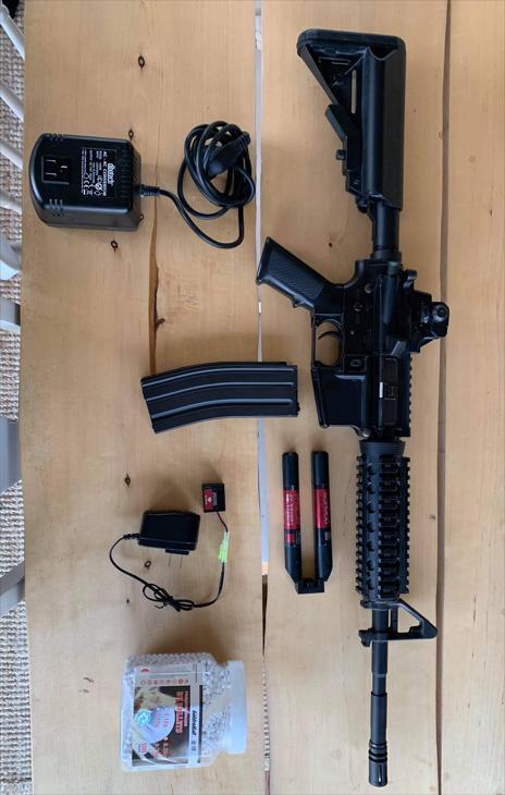 Bild för varan: Marui M4 SOPMOD Next Gen