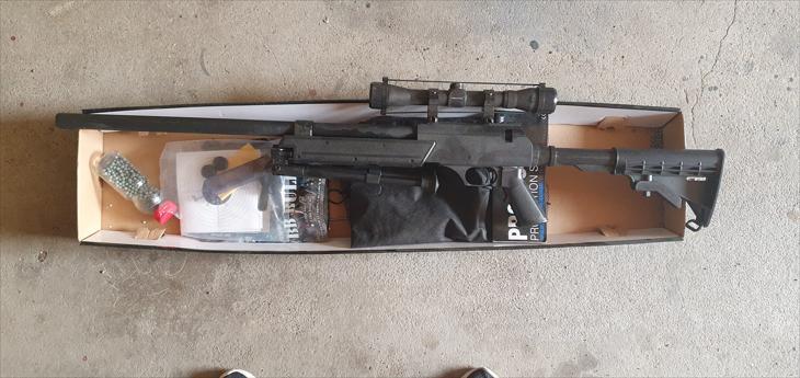 Bild för varan: ASG Sniper   fint skick