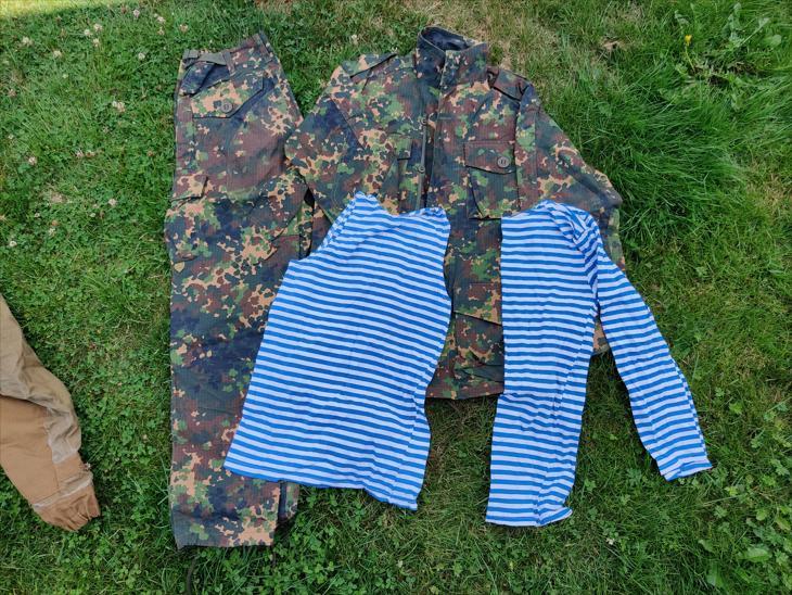 Bild för varan: Izlom uniform med telnyashka