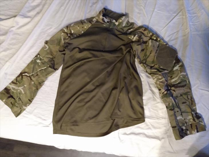 Bild för varan: MTP Combat shirt britisk