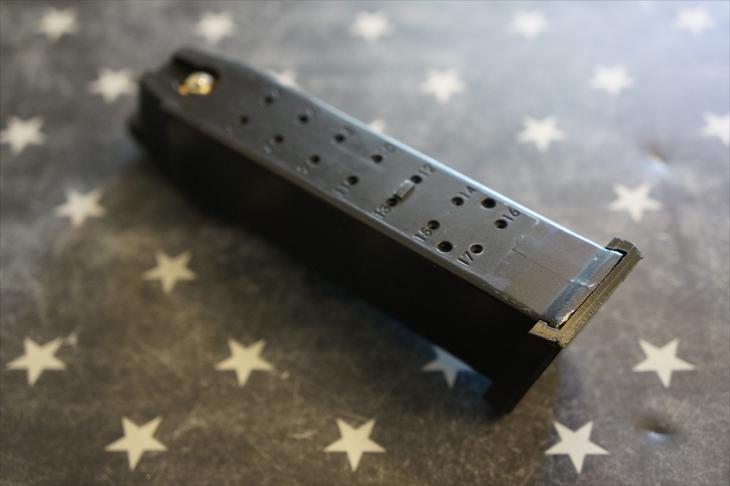 Bild för varan: WE Glock Magasin plattor (standard & förlängning)