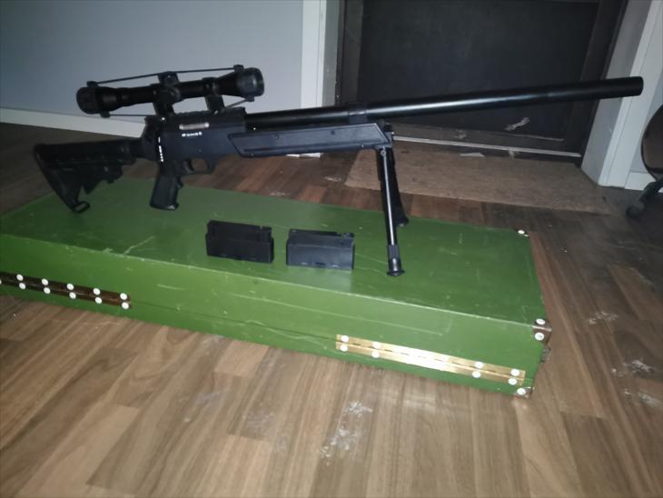 Bild för varan: ASG Urban Sniper