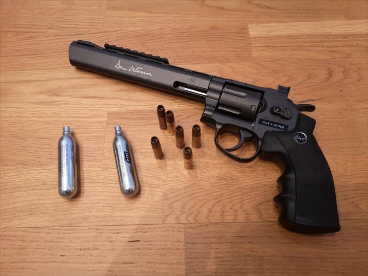 Bild för varan: ASG Dan Wesson 8 inch