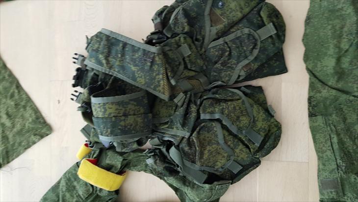 Bild för varan: Chest rig,  ryggsäck