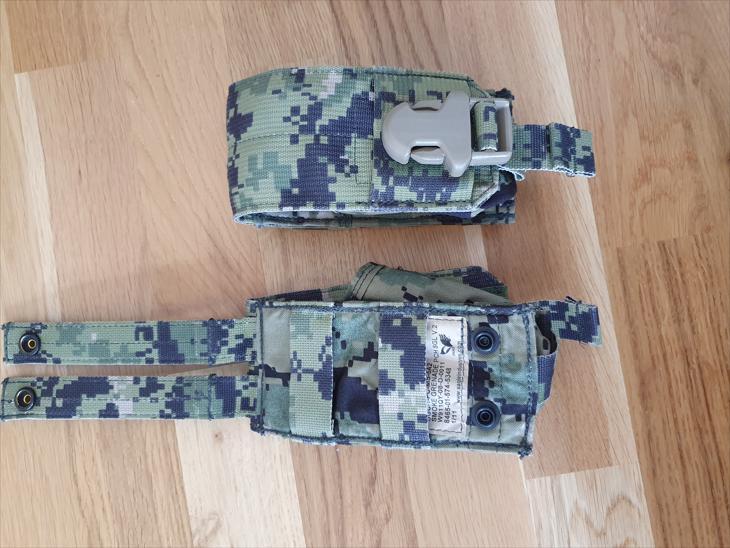 Bild för varan: Eagle Industries Aor 2 Smoke grenade ficka