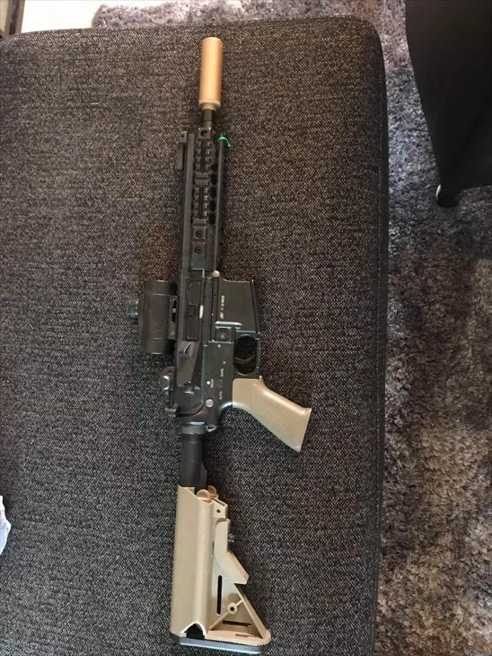 Polarstar, asg devil, asg steyer aug a3 xs commando