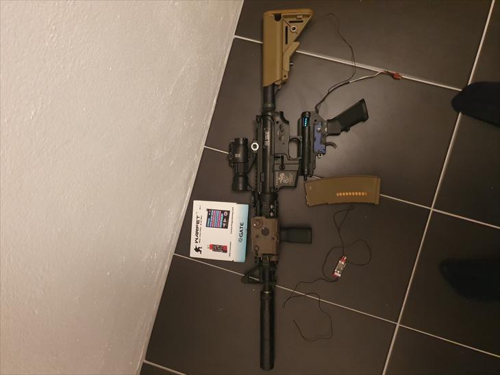 Bild för varan: Specna Arms SA-B04 Uppgraderad!!