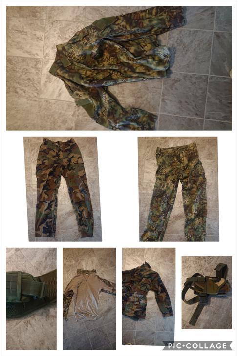 Bild för varan: Olika uniformer