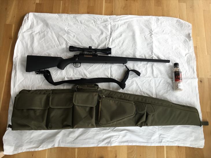 Bild för varan: Tokyo Marui VSR-10 Pro Sniper + Kit
