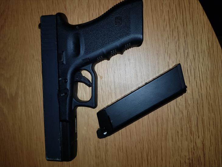 Bild för varan: Glock 17 SALU