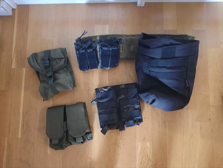 Bild för varan: Bälte och diverse fickor