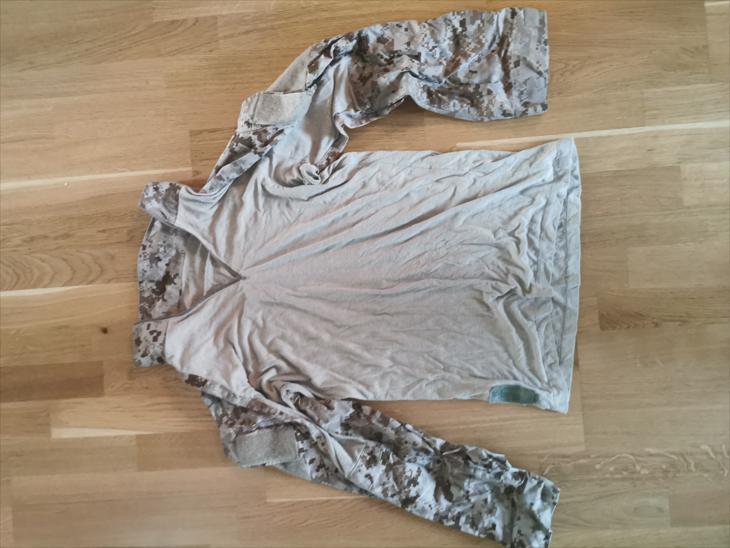 Bild för varan: Crye precision combat shirt Navy Custom
