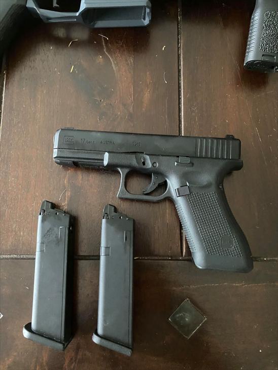 Bild för varan: Glock 17 Gen 5 GBB