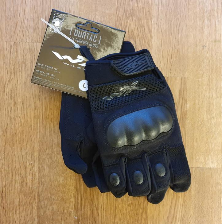 Bild för varan: Säljes oanvända WX DURTAC handskar