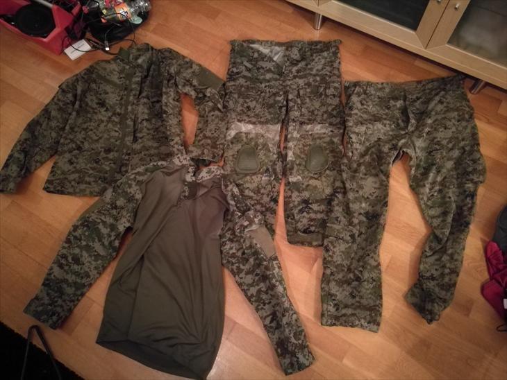 Bild för varan: Surpat uniform