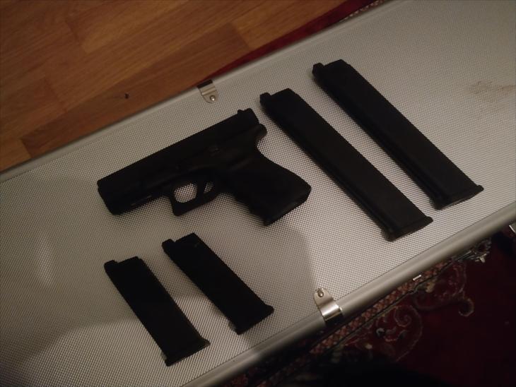 Bild för varan: Kolsyre pistol glock