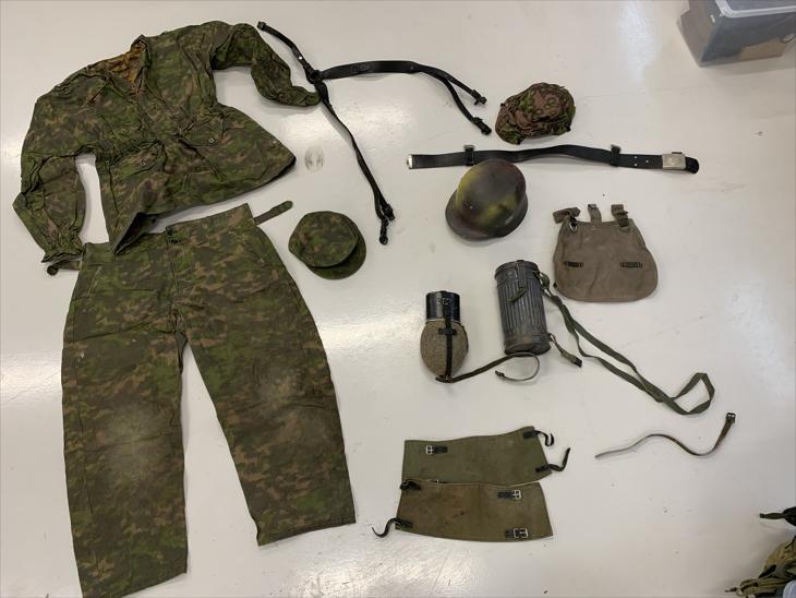 Bild för varan: WW2 kit
