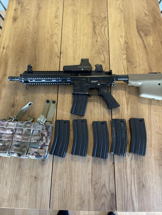 Bild för varan: GG HK 416 EBB