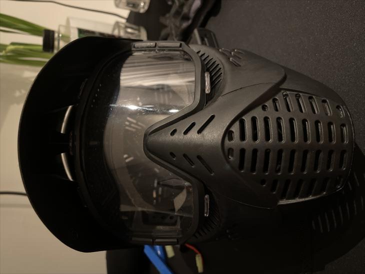 Bild för varan: Airsoft Heltäckande mask