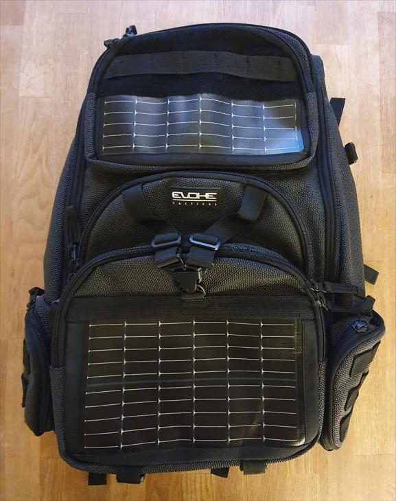 Bild för varan: Säljes helt ny Evoke tactical ryggsäck