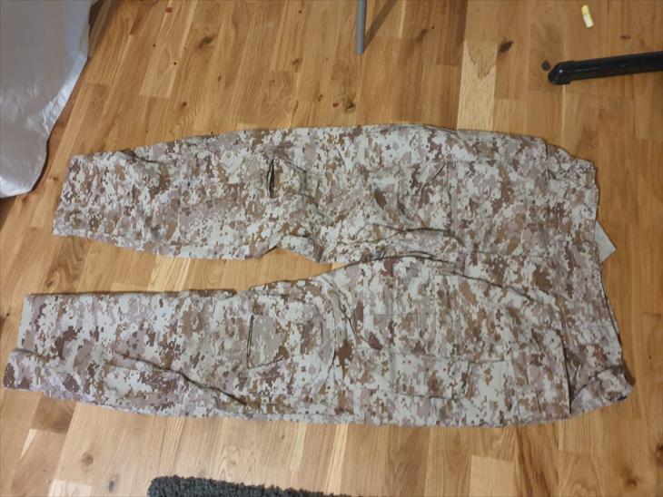 Bild för varan: Aor-1 uniformsbyxor