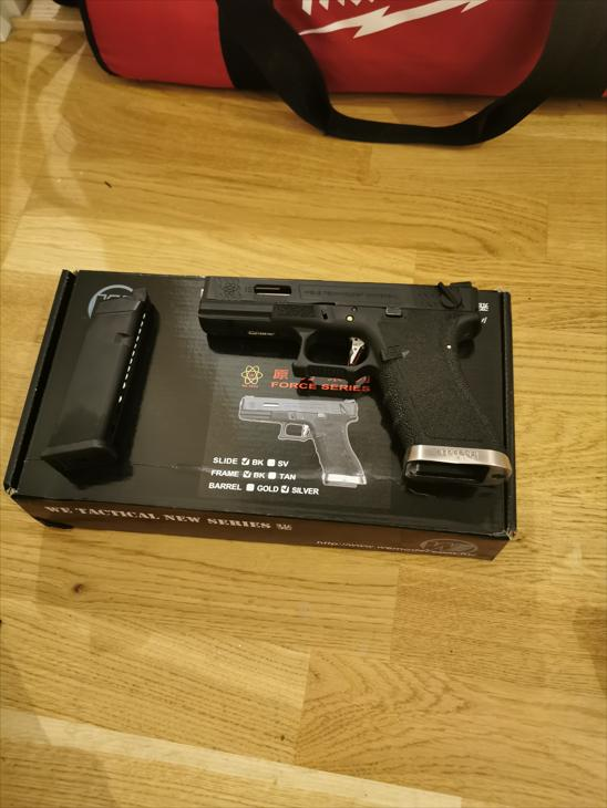 Bild för varan: Glock we18c automat