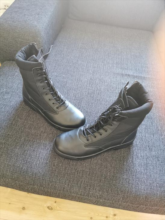 Mcallister Tactical boots