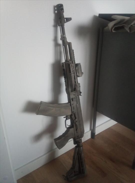 Bild för varan: E&L AK74 med lullull