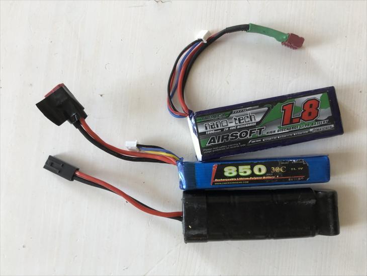 Bild för varan: Batterier